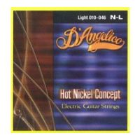 Thumbnail of D'Angelico N-L 010-046 Nickel plated steel
