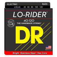 Thumbnail of DR Strings LH5-40 Lo-Rider  Lite 5's