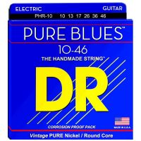 Thumbnail of DR Strings PHR-10 Pure blues Medium Round core  pure nickel