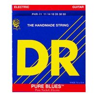 Thumbnail of DR Strings PHR-11 Pure blues heavy Round core  pure nickel