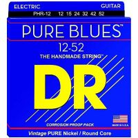 Thumbnail of DR Strings PHR-12 Pure blues extra heavy Round core pure nickel Wound G