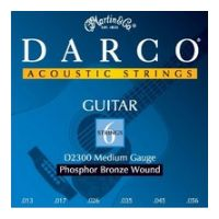 Thumbnail of Darco (by Martin) D2300 Medium Phosphor Bronze