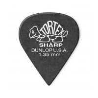 Thumbnail of Dunlop 412R1.35 Tortex Sharp Gray 1.35mm