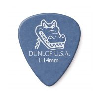 Thumbnail of Dunlop 417R1.14 Gator Grip Blue 1.14mm