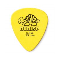 Thumbnail of Dunlop 418R.73 Tortex Standard Yellow 0.73mm
