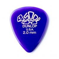 Thumbnail of Dunlop 41R2.0 Delrin 500 Purple 2.0mm