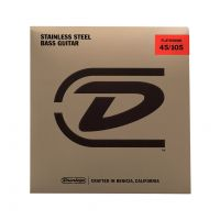 Thumbnail of Dunlop DBFS45105 Medium Super Bright stainless Flatwound