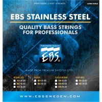Thumbnail of EBS Sweden SS-ML5S Northern Medium Light Stainless Steel Classic Medium