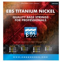 Thumbnail of EBS Sweden TN-CM5 Northern Light Titanium Nickel, Classic Medium