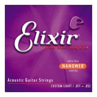Thumbnail of Elixir 11027 Nanoweb Custom light