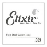 Thumbnail of Elixir 13009 .009 - Plain steel Electric or Acoustic