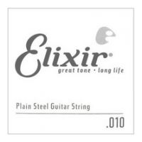 Thumbnail of Elixir 13010 .010 Plain steal - Electric or Acoustic