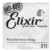 Thumbnail of Elixir 13015 .015 Plain steel - Electric or Acoustic