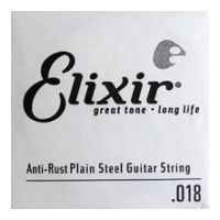 Thumbnail of Elixir 13018 .018 Plain steel - Electric or Acoustic