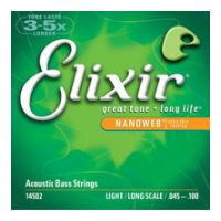 Thumbnail of Elixir 14502 Nanoweb Longscale light