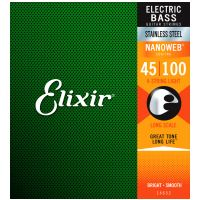 Thumbnail of Elixir 14652 Nanoweb stainless steel Longscale Light