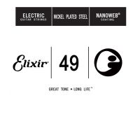 Thumbnail of Elixir 15249 Nanoweb 049 wound Electric guitar
