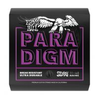 Thumbnail van Ernie Ball 2020 Paradigm Power Slinky  Electric Guitar Strings - 11-48 Gauge