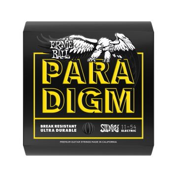 Preview van Ernie Ball 2027 Paradigm Beefy Slinky  Electric Guitar Strings - 11-54 Gauge