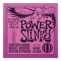 Thumbnail of Ernie Ball 2220 Power Slinky  Nickel plated steel