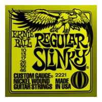 Thumbnail of Ernie Ball 2221 Regular Slinky  Nickel plated steel