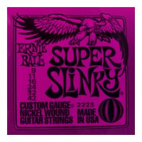 Thumbnail of Ernie Ball 2223 Super Slinky  Nickel plated steel
