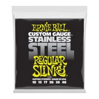 Thumbnail of Ernie Ball 2246 Regular Slinky Stainless Steel Wound Electric Guitar Strings - 10-46 Gauge