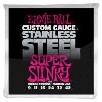 Thumbnail of Ernie Ball 2248 Super Slinky Stainless Steel Wound Electric