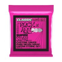 Thumbnail of Ernie Ball 2253 Super Slinky  Classic Rock n Roll Pure Nickel