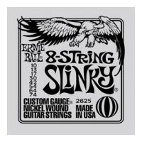 Thumbnail of Ernie Ball 2625 Slinky 8 string  Nickel plated steel