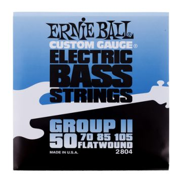 Preview of Ernie Ball 2804 Group II Flat wound