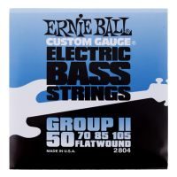 Thumbnail of Ernie Ball 2804 Group II Flat wound