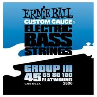 Thumbnail of Ernie Ball 2806 Group III Flat wound