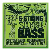 Thumbnail of Ernie Ball 2836 5 String Slinky Round wound