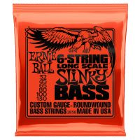 Thumbnail of Ernie Ball 2838 6 String Slinky Round wound 32-130