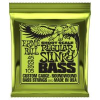 Thumbnail of Ernie Ball 2852 regular Slinky Short Scale Round wound