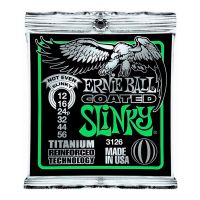 Thumbnail of Ernie Ball 3126 Not Even Slinky Coated titanium
