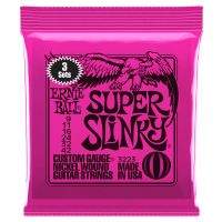 Thumbnail van Ernie Ball 3223 Super Slinky  Nickel plated steel 3-Pack