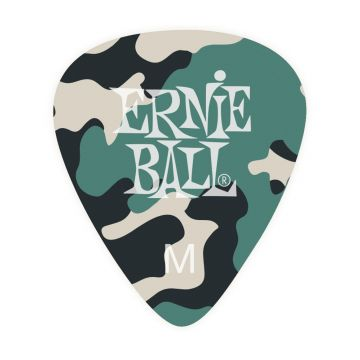 Preview van Ernie Ball 9222 Camouflage Cellulose Medium