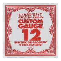 Thumbnail of Ernie Ball eb-1012 Single Nickel plated steel