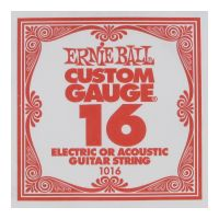 Thumbnail of Ernie Ball eb-1016 Single Nickel plated steel