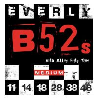 Thumbnail of Everly 9211 B52's ELECTRIC 011-48 Medium Alloy 52 magnetic strings