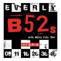 Thumbnail of Everly 9219 B52's ELECTRIC 10-46 hybrid tension Alloy 52 magnetic strings