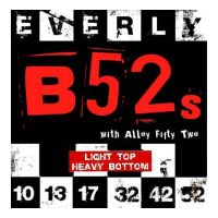 Thumbnail of Everly 9220 B52's ELECTRIC 10-52 Light top Heavy bottom Alloy 52 magnetic strings