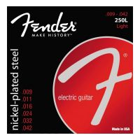 Thumbnail of Fender 250L Super Nickelplated Steel