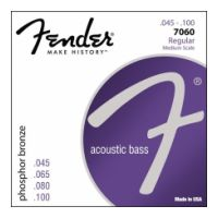Thumbnail of Fender 7060 Medium Scale Phosphor Bronze