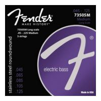 Thumbnail of Fender 73505M Stainless steel Roundwound