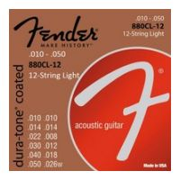 Thumbnail of Fender 880CL-12 stings 80/20 Coated