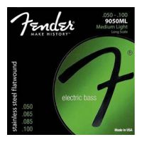 Thumbnail of Fender 9050ML Stainless Bass Flatwound Medium light