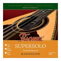 Thumbnail of Fisoma F3050D Mandoline supersolo Light Flatwound Stainless